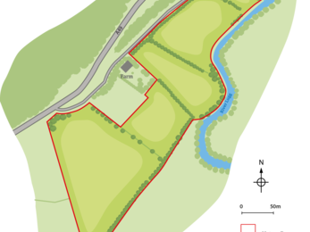 Oak Tree Farm Map