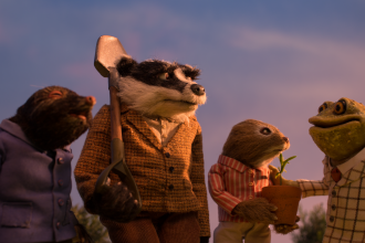 Characters from Wind in the Willows
