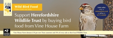Promotional Banner for Vine House Farm